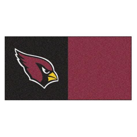 NFL - Arizona Cardinals Team Carpet Tiles