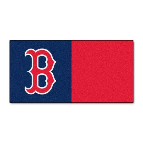 MLB - Boston Red Sox Team Carpet Tiles