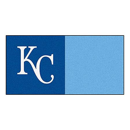 MLB - Kansas City Royals Team Carpet Tiles