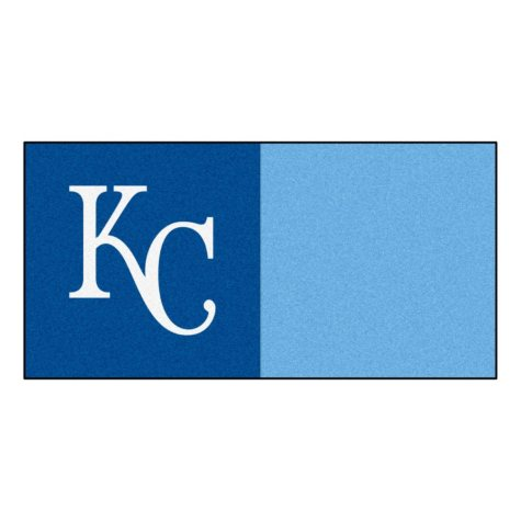 MLB - Kansas City Royals Team Carpet Tiles