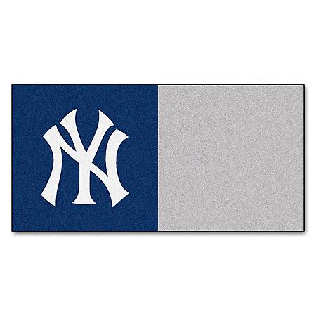 MLB - New York Yankees Team Carpet Tiles