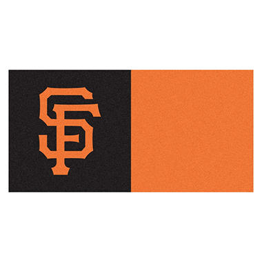 MLB - San Francisco Giants Team Carpet Tiles