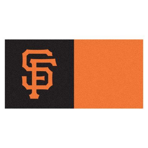 MLB - San Francisco Giants Team Carpet Tiles