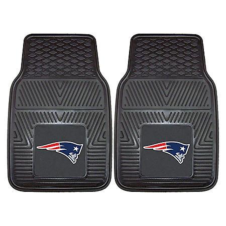 patriots mat england vinyl nfl floor heavy mats duty piece gifts fanmats slippers fans christmas x27 truck pc patriot jeep