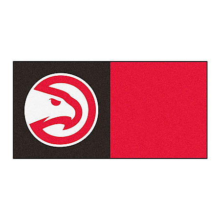 NBA - Atlanta Hawks Team Carpet Tiles