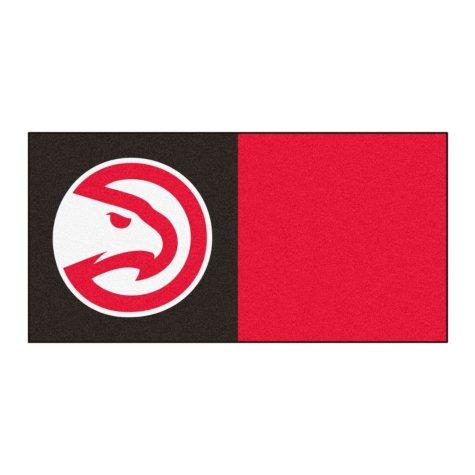 NBA - Atlanta Hawks Team Carpet Tiles