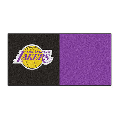 NBA - Los Angeles Clippers Team Carpet Tiles