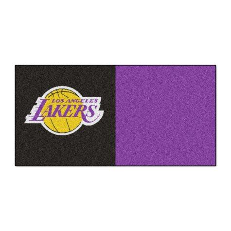 NBA - Los Angeles Clippers Team Carpet Tiles