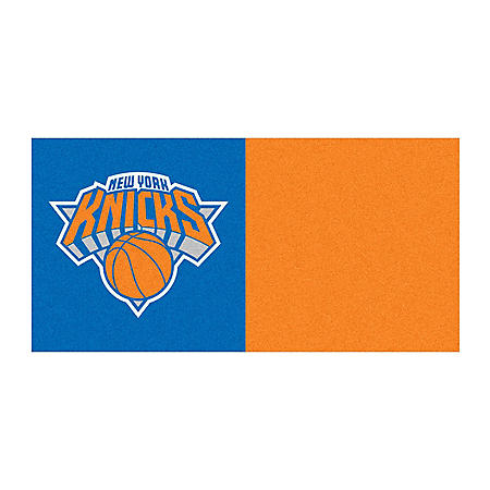 NBA - New York Knicks Team Carpet Tiles