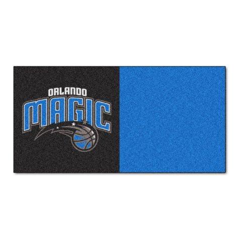 NBA - Orlando Magic Team Carpet Tiles