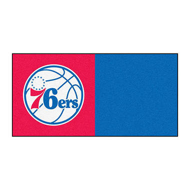 NBA - Philadelphia 76ers Team Carpet Tiles