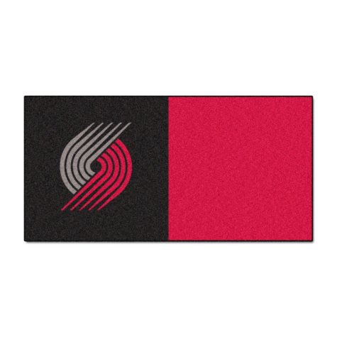 NBA - Portland Trail Blazers Team Carpet Tiles