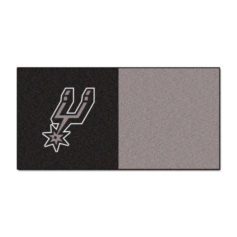 NBA - San Antonio Spurs Team Carpet Tiles