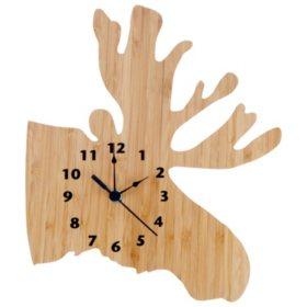 Trend Lab Moose Wall Clock - Northwoods