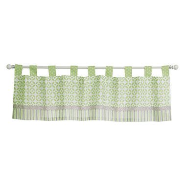 Trend Lab Window Valance, Lauren