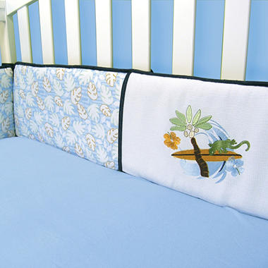 Trend Lab Crib Bumper - Surf's Up