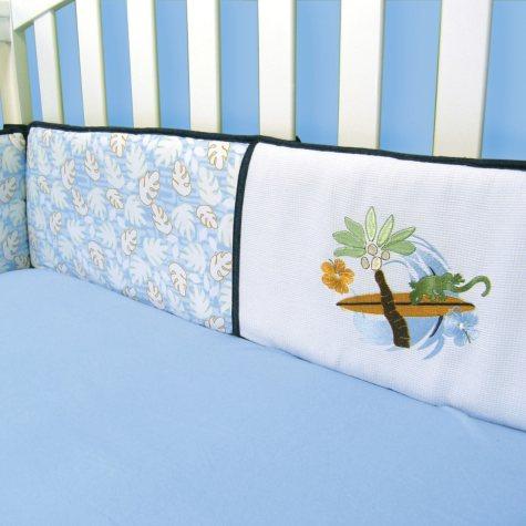 Trend Lab Crib Bumper - Surf's Up