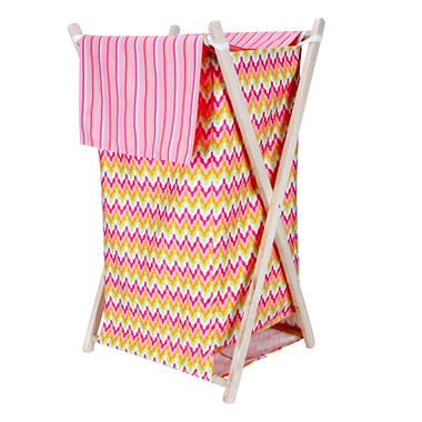 Trend Lab Hamper Set - Savannah