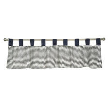 Trend Lab Window Valance - Perfectly Preppy