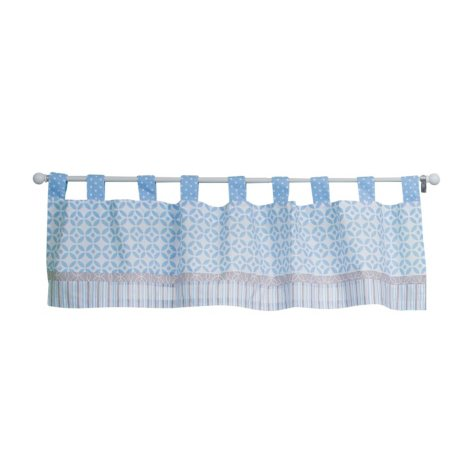 Trend Lab Window Valance, Logan