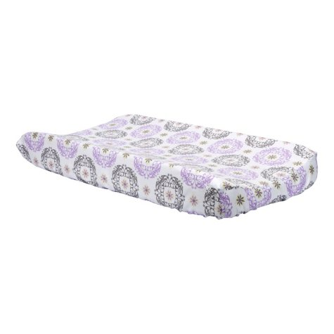 Trend Lab Changing Pad Cover, Florence