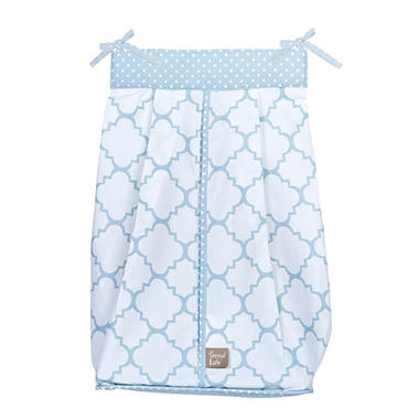 Trend Lab Diaper Stacker, Blue Sky