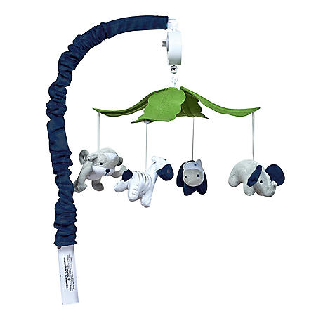 Trend Lab Musical Mobile, Perfectly Navy