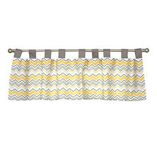 Trend Lab Window Valance, Buttercup