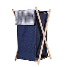 Trend Lab Hamper Set, Perfectly Navy