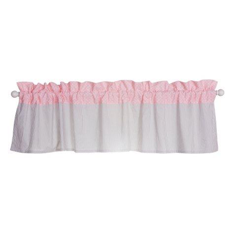 Trend Lab Window Valance, Cotton Candy