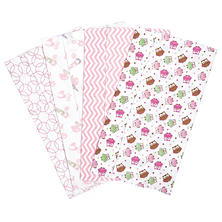 Trend Lab Flannel Burp Cloth, 4 pk. Set - Owls