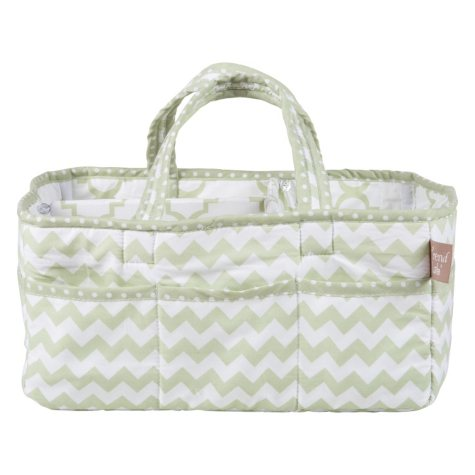 Trend Lab Storage Caddy, Sea Foam