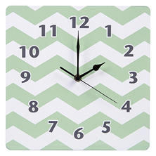 Trend Lab Wall Clock, Sea Foam