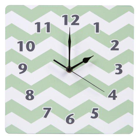 Trend Lab Wall Clock, Sea Foam