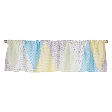 Trend Lab Window Valance, Triangles