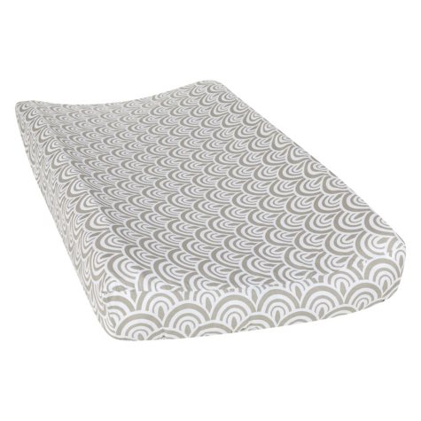 Trend Lab Changing Pad Cover, Art Deco Scallop