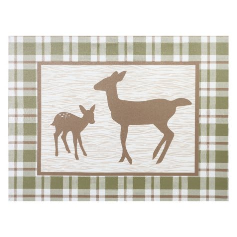 Trend Lab Canvas Wall Art, Deer Lodge