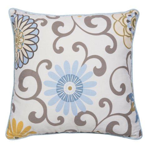 Waverly Baby by Trend Lab Decorative Pillow, Pom Pom Spa