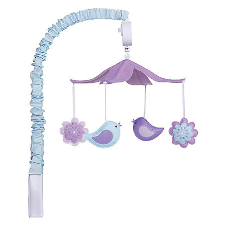 "Trend Lab Grace Musical Mobile (17"" x 24"")"