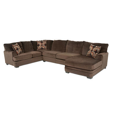 Kensington 3-Piece Sectional Sofa