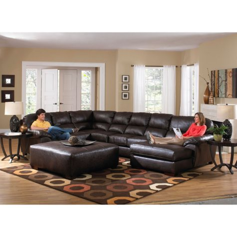 Hayden Sectional Living Room 3-Piece Set