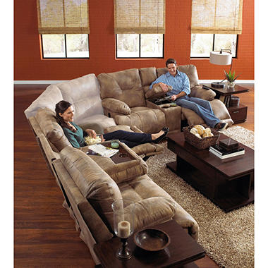 Delightful Paisley Reclining Living Room Set Part 29