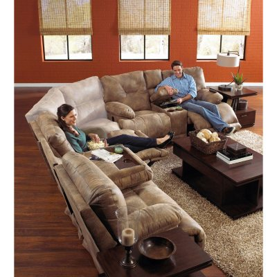 Paisley Reclining Living Room Set Sams Club