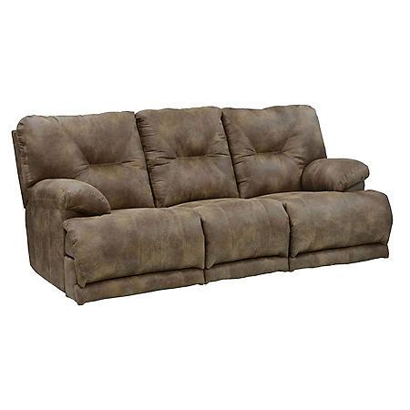 Paisley Reclining Sofa
