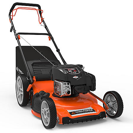 "Yard Force 22"" Self-Propelled 3N1 Mower with Briggs & Stratton 163cc Engine"