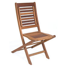 Alameda Eucalyptus Patio Chair Set (2 pcs.)
