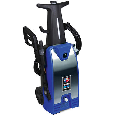 All Power 1,800 PSI - Stainless Steel Electric Pressure Washer