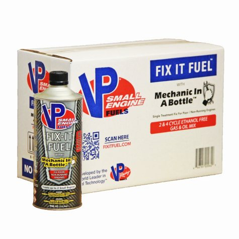 VP Small Engine Fuels Fuel System Treatment (8-pack / 32-ounce bottles)