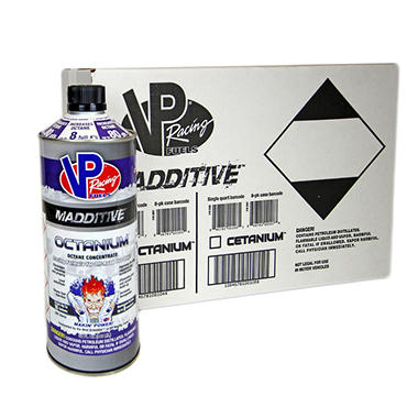 VP Racing Maddative Octanium Octane Concentrate (32 oz. 8-pk.)