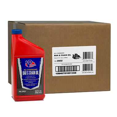 VP Small Engine Fuels Bar & Chain Oil (32 oz., 12-pk.)